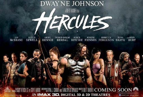 cerita film Hercules 2014 The Rock