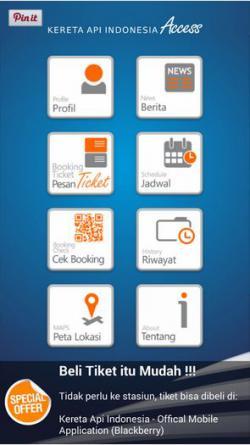 Aplikasi Tiket Kereta Api Untuk Android