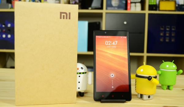 Tips Hands on unboxing Xiaomi Redmi Note