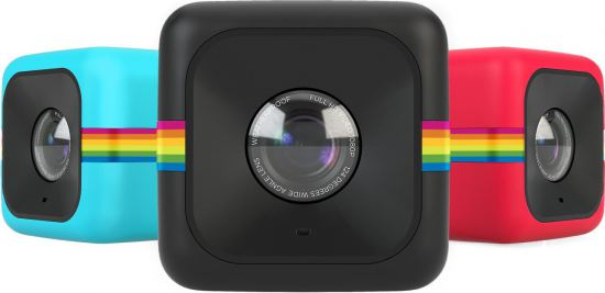 review harga kamera polaroid cube