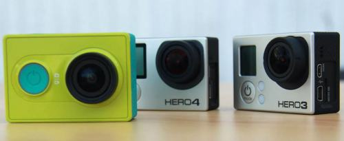 Memilih action cam xiaomi vs gopro