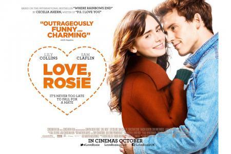 Review cerita film love rosie 2014