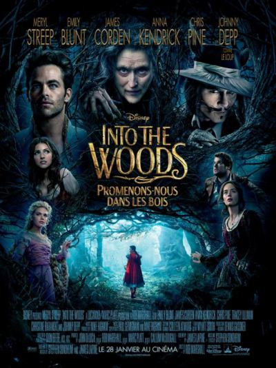 review cerita film into the woods