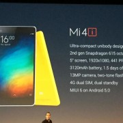 Peluncuran Xiaomi Mi4i di New Delhi India