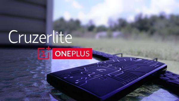cruzerlite Untuk oneplus one