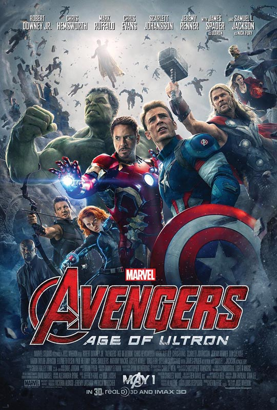 poster film avengers age of ultron