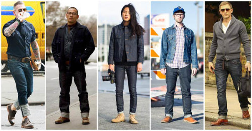 Cara Melipat Celana Jeans Kepanjangan Yang benar