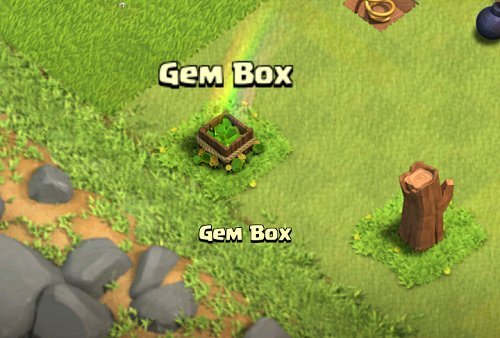 Cara Mendapatkan Gem Box Clash of Clans Gratis