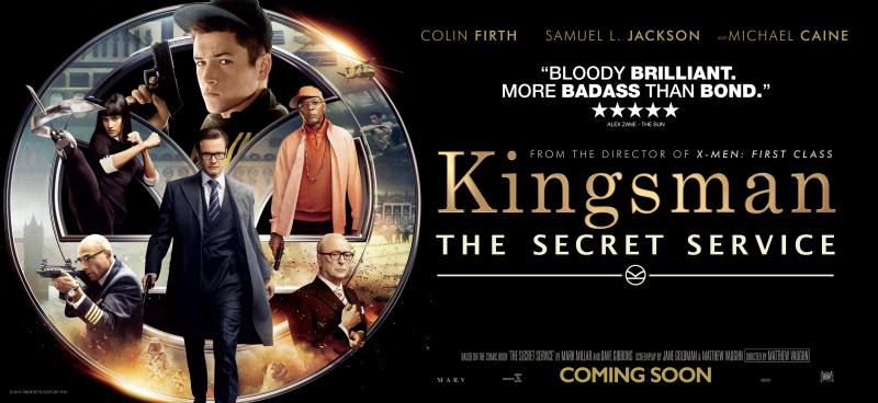 Download Film Kingsman The Secret Service Bahasa Indonesia