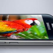Layar Samsung S6