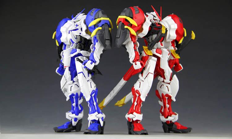 MG Gundam Bandai Vs Daban Hongli