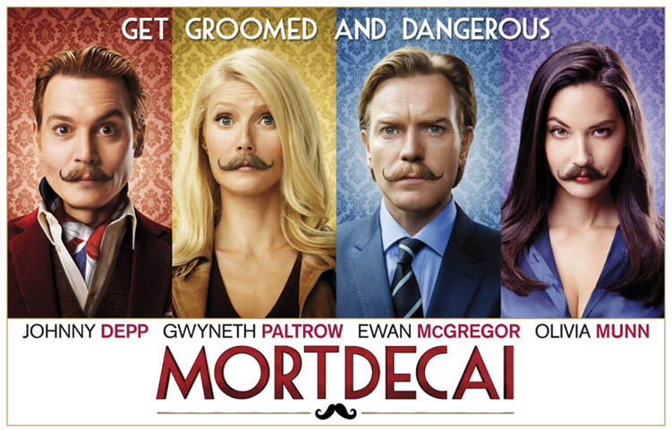 Review Cerita Film Mortdecai