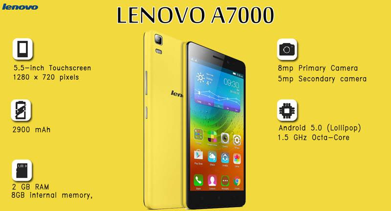 harga Android Lenovo A7000 Indonesia