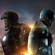 poster Film Terbaru Captain America