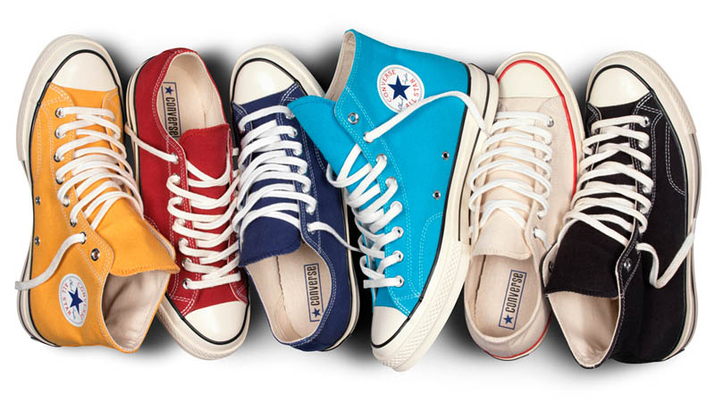 Ciri Sepatu Converse Asli dan KW Palsu