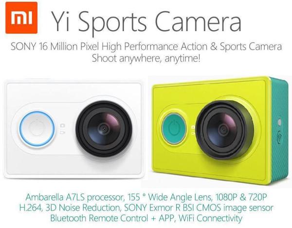 Harga Kamera Xiaomi Yi Murah Terbaik