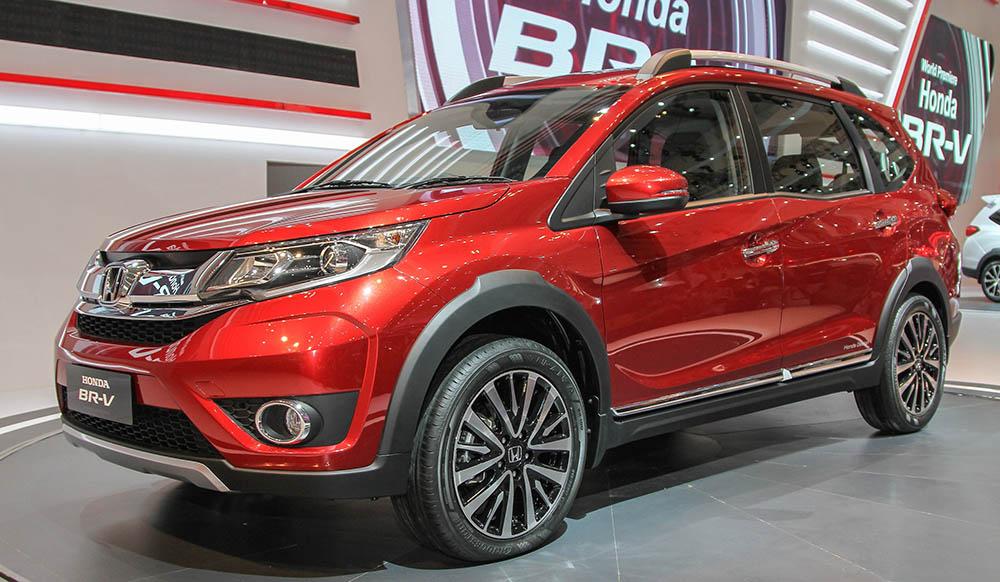 Harga Mobil Honda BR-V Terbaru
