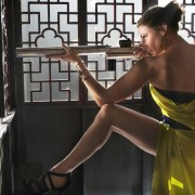 Rebecca Ferguson Pemeran Ilsa Faust Film Mission Impossible 5 Rouge Nation