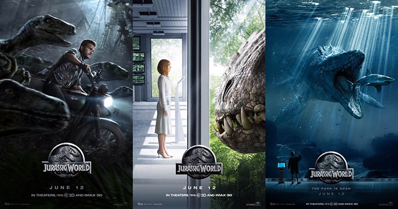 Review Film Jurassic World 2015
