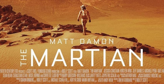 Download Film The Martian 2015 Terbaru