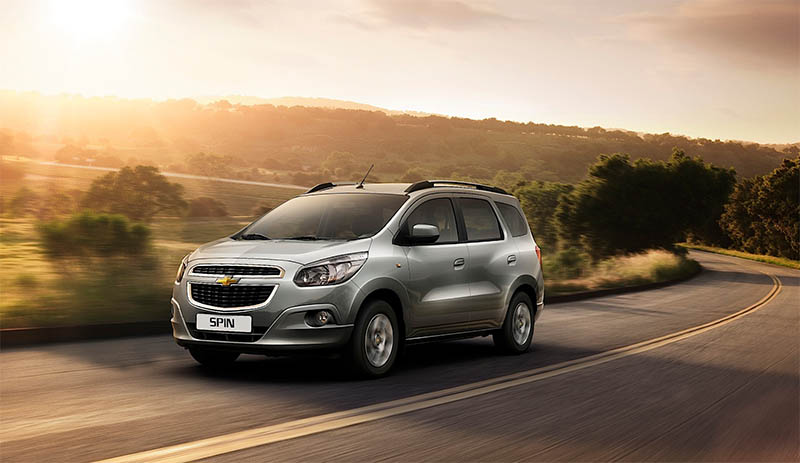Harga Mobil Chevrolet SPIN Diesel Bekas