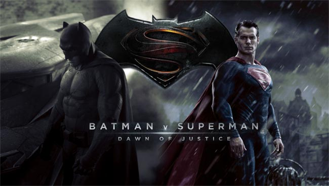 Jadwal Film Batman v Superman 2016