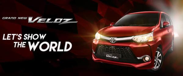 Mobil Terbaru Toyota Grand New Veloz 2015