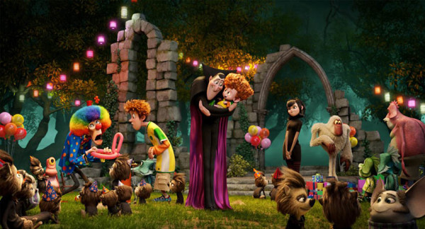 Review Cerita Film Hotel Transylvania 2