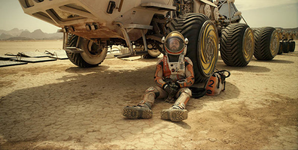 Sinopsis Cerita Film The Martian