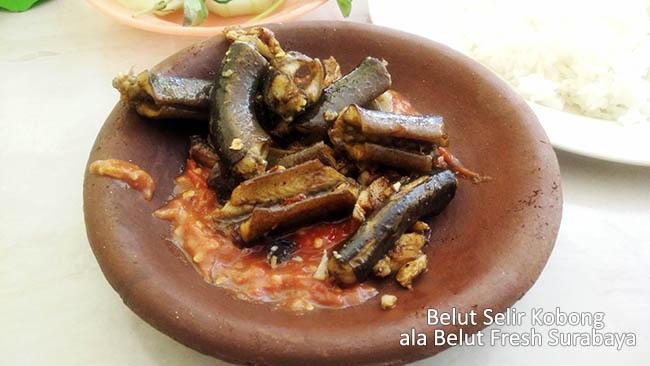 Kuliner Belut Fresh Surabaya