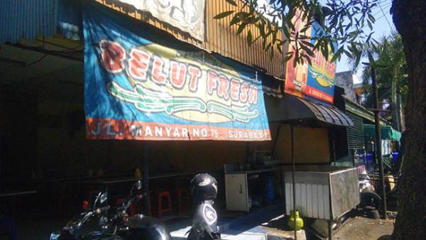 Tempat Kuliner Belut di Surabaya