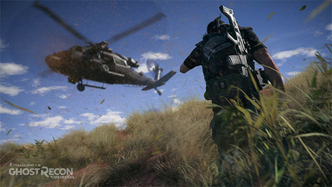 game PC terbaru 2016 ghost recon wildlands