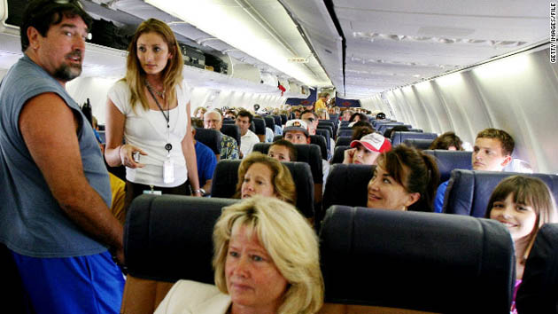 peraturan dan kewajiban penumpang pesawat