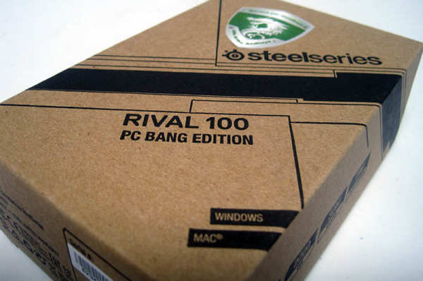 Unboxing Mouse Steelseries Rival 100 PC Bang