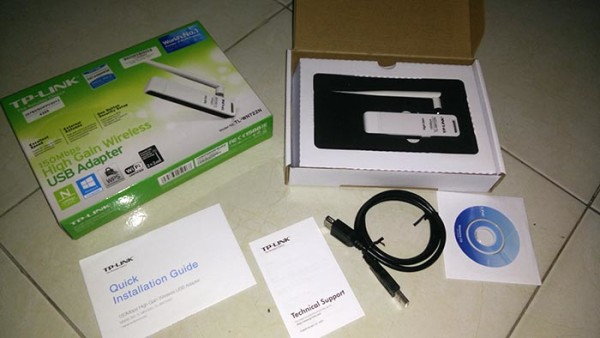 Review Harga TP Link TL-WN722N