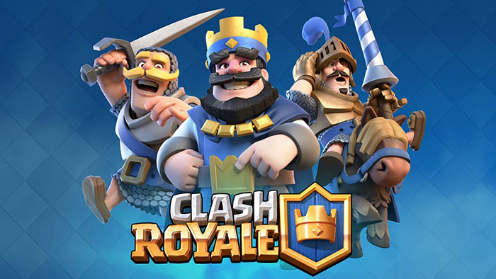 Tips dan cara bermain game Clash Royale