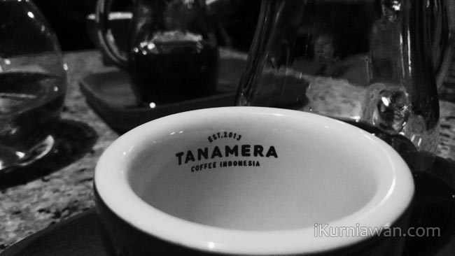Review Tanamera Coffee Kebayoran