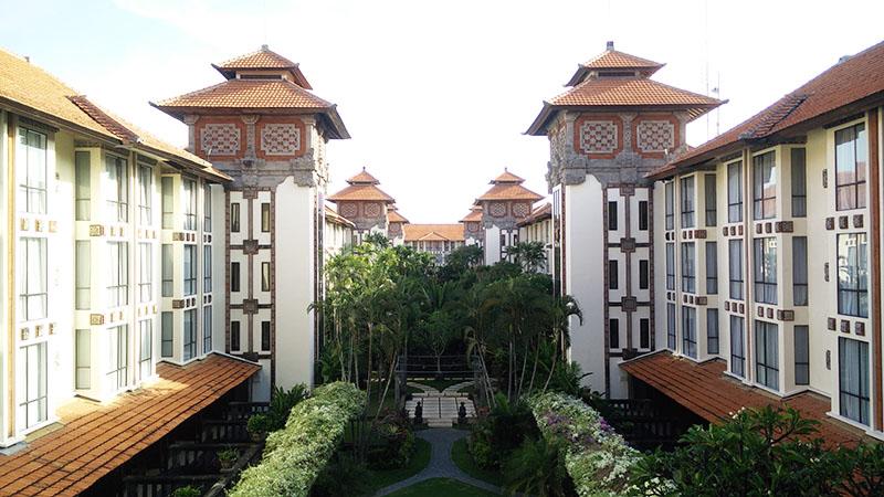 Hotel Sanur Paradise Plaza Bali