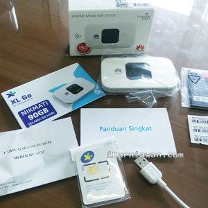 Cara Unlock Modem Huawei e5577 XL Go