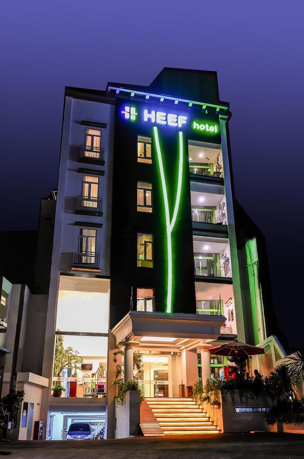 Heef Hotel Pasar Baru Review Menginap