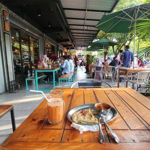 Makan di Canai Mamak KL Banda Aceh