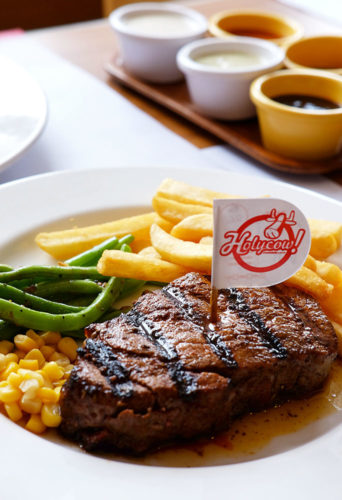 Harga Menu Holycow Steakhouse Jakarta