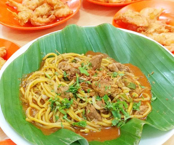 Kuliner Mie Aceh bardi