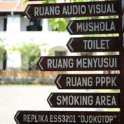 Fasilitas Pengunjung Lawang Sewu Semarang