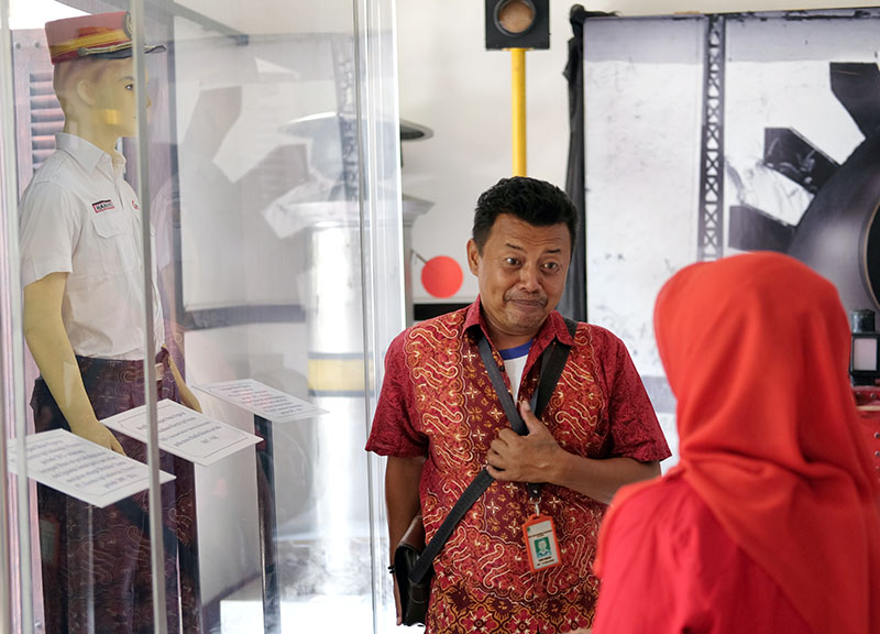 Pemandu Guide Lawang Sewu Semarang