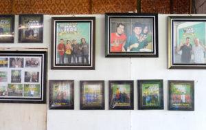 Tamu di Sate Klatak Pak Jede Yogyakarta
