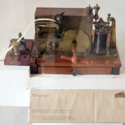 Telegraph Antik di Lawang Sewu Semarang