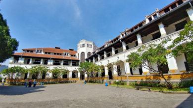 Tempat Wisata Semarang Lawang Sewu