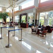 Lobby Hotel Novotel Semarang