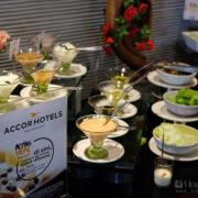 Salad Bar Resto Novotel Semarang